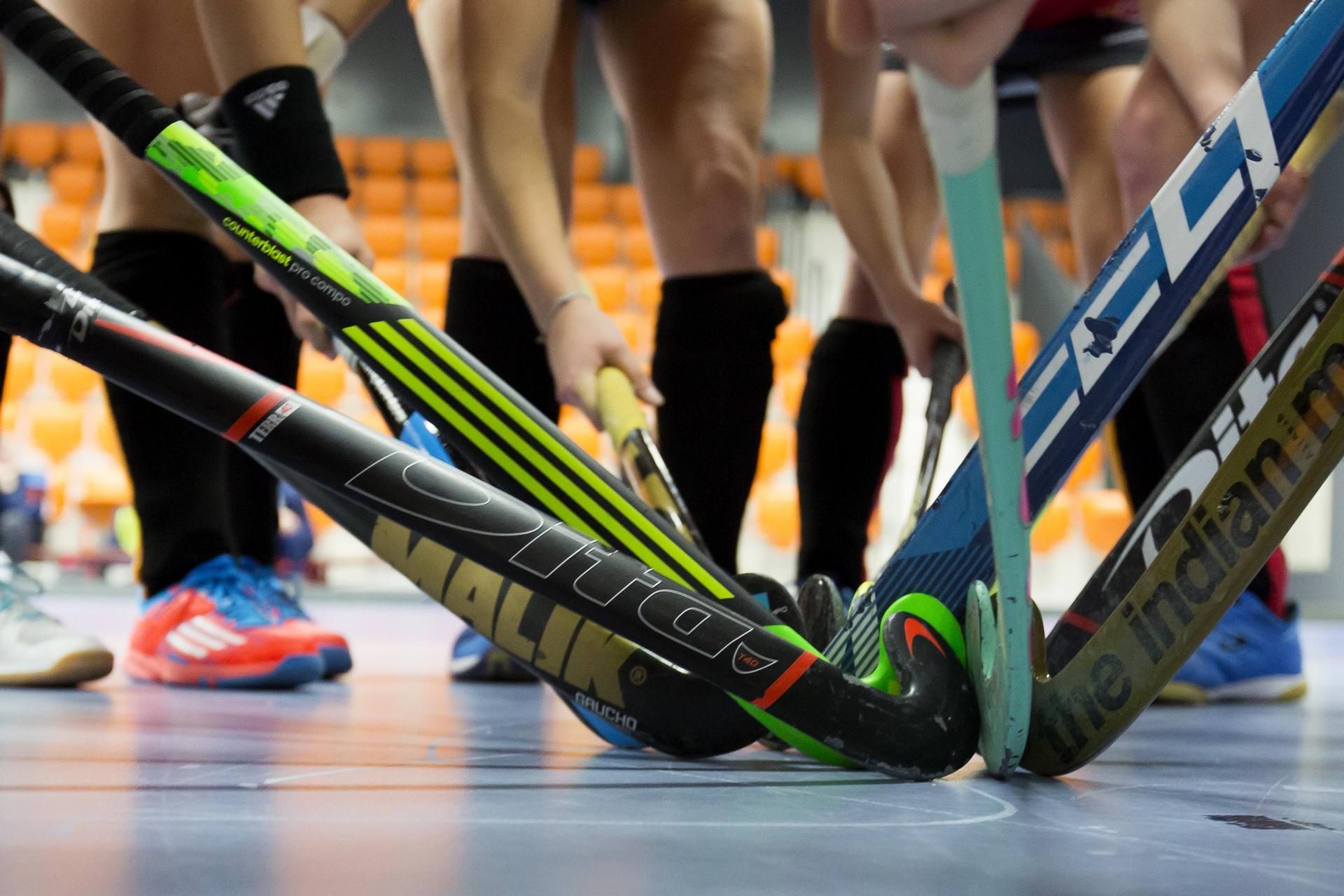 KNHB Zaalhockey Competitie